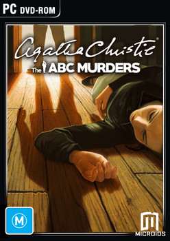 Agatha Christie: The ABC Murders (PC) Australian Version
