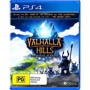 Valhalla Hills (PS4) Authorised Import UK PAL Version