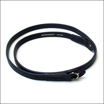 Artisan & Artist Camera Strap - ACAM-280 Leather Camera Strap (Black)