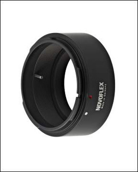 Novoflex FUX/CAN Adapter - Canon FD Lenses to Fuji X Mount. Availability 7 to 14 days
