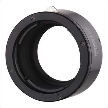 Novoflex MFT/MIN-MD Adapter - Minolta MD lenses to Micro Four Thirds Mount. Availability 7 to 14 days.