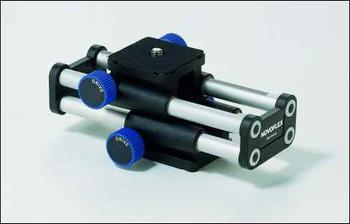 Novoflex CASTEL MINI - Geared Focusing Track Mini Version for Macro Photography