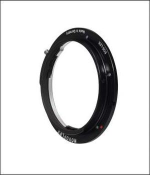 Novoflex EOS/LER Adapter - Leica R Lens to Canon EOS Cameras. Availability 7 to 14 days.