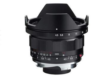 Voigtlander 15mm f4.5 Super Wide Heliar Version III Lens - M Mount