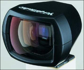 Voigtlander Viewfinder - 40mm Plastic Black
