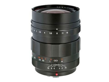Voigtlander 17.5mm f0.95 Nokton MFT Lens