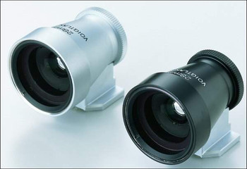 Voigtlander Viewfinder - 28mm (Metal - Black Only) Discontinued!