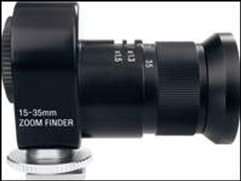 Voigtlander 15-35mm Metal Body Variable Viewfinder (Special Order)