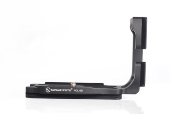 SunwayFoto PCL-6DR L Bracket for Canon 6D Body (without Battery Grip)