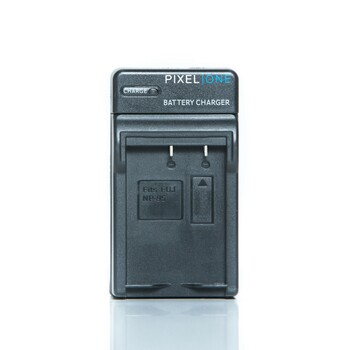 Pixel One replacement Fujifilm BC-65N battery charger for Fujifilm NP-95 battery