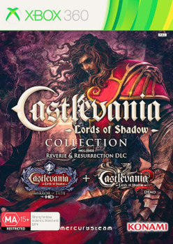 Castlevania: The Lords Of Shadow Collection for Xbox 360