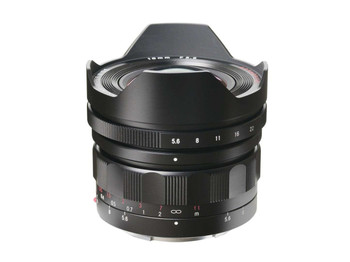 Voigtlander 10mm f5.6 VS Hyper Wide Heliar Aspherical Lens - Sony E Mount