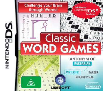 Classic Word Games (NDS)