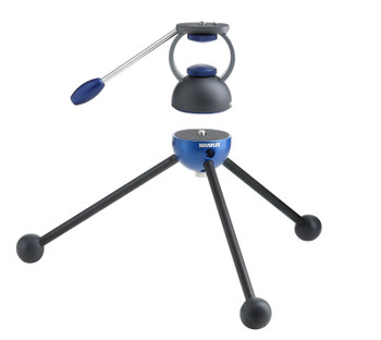 Novoflex BasicBall-Dino - Mini Ultra-strong Table Top Tripod & Head Kit