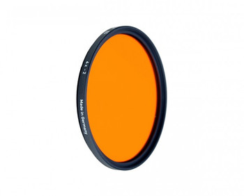 39mm Heliopan Orange 22 SH-PMC Slim Filter