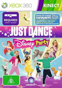 Just Dance Disney Party for Xbox 360