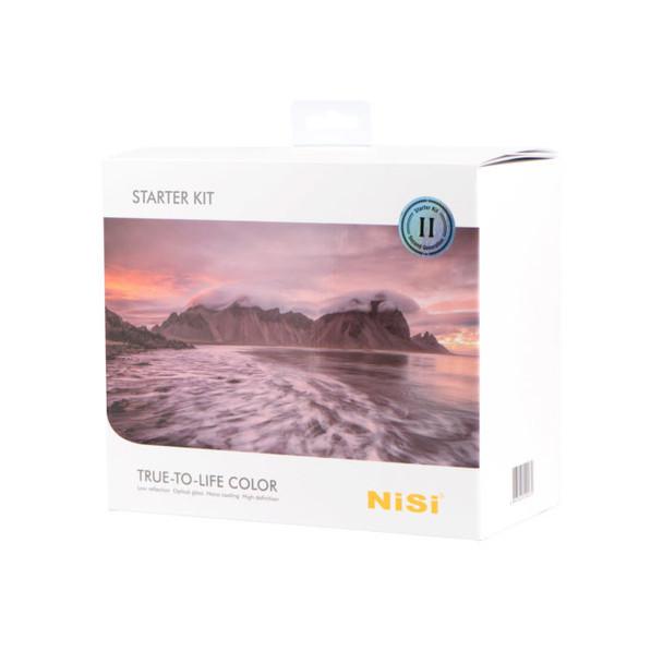NiSi Filters 100mm V5 Pro Starter Kit + BONUS Enhanced Landscape C-PL - Second Generation II