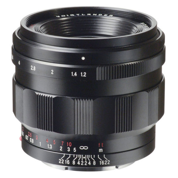 Voigtlander 40mm f/1.2 Nokton Aspherical Lens - E Mount (Rare Official Australian Stock, Exclusive 2 Years Warranty)