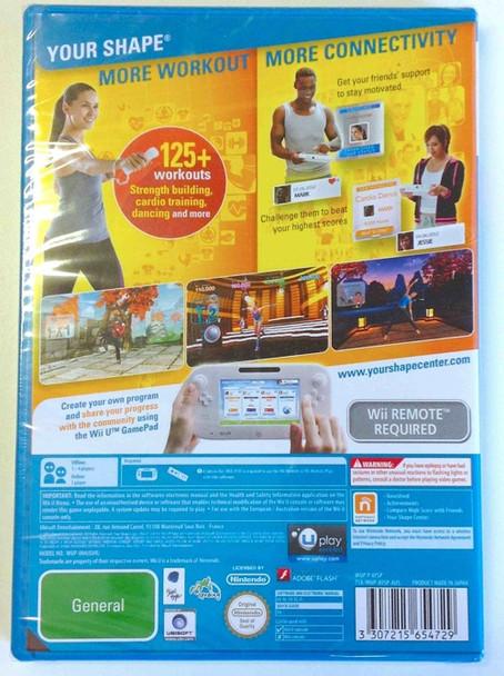 Your Shape Fitness Evolved for Nintendo Wii U