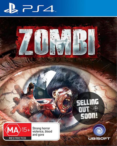 ZOMBI (PS4) Australian Edition Game