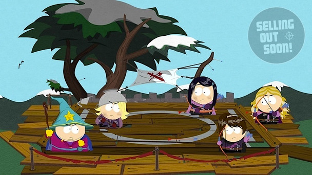 South Park The Stick of Truth (PS3) Australian Version - Best Seller