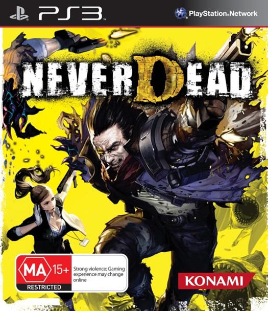 Neverdead for PS3