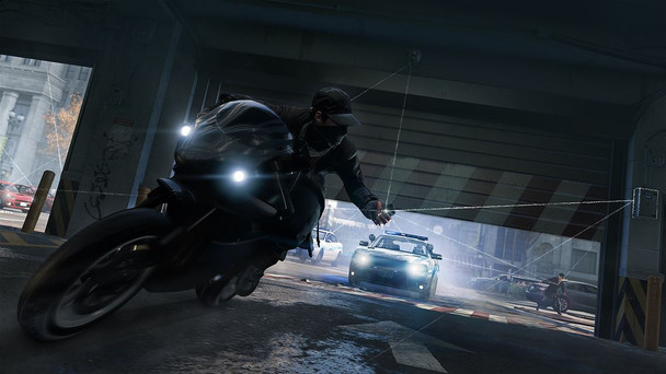 Watch Dogs AU/NZ Special Edition (Xbox One) Breakthrough Pack +DLC