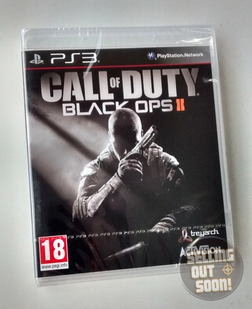 Call of Duty: Black Ops II 2 (PS3)