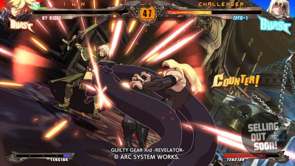 Guilty Gear Xrd Revelator (PS4) Rare Australian Version
