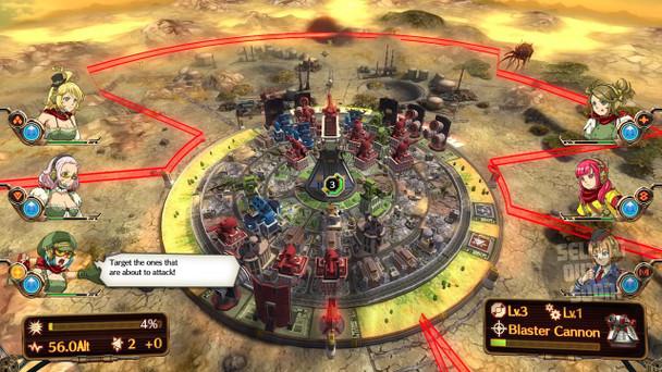 Aegis of Earth: Protonovus Assault (Vita) RARE Australian Version