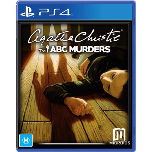 Agatha Christie: The ABC Murders (PS4) Australian Version