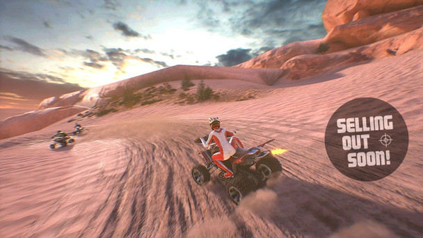 ATV Drift & Tricks (PS4) Australian Version