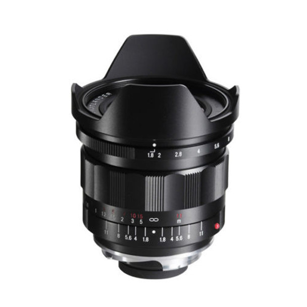 Voigtlander 21mm f1.8 Ultron Black Aspherical Lens - M Mount