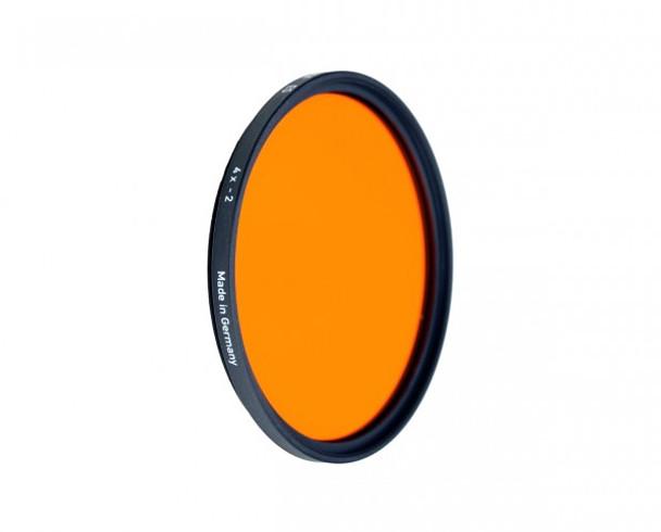 46mm Heliopan Orange 22 SH-PMC Slim Filter