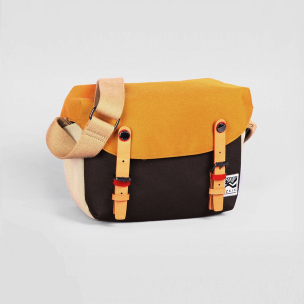 Zkin Getaway Cetus Orange Brown