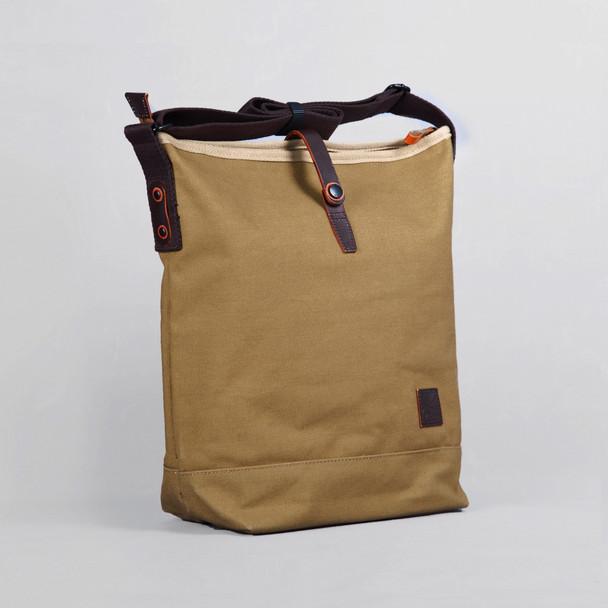 Zkin Getaway Obia Canvas Coffee Brown