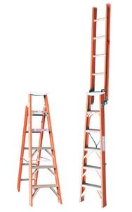 Tradesman Fibreglass Dual Purpose Ladder