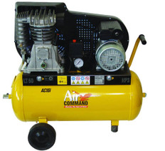 Air Command 3HP Belt Drive Compressor 50L Tank, AC16i