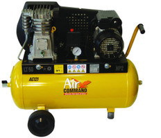 Air Command 2HP Belt Drive Compressor, 50L -  AC12i