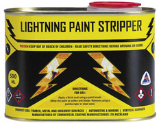 4 lt Lightning Paint Stripper