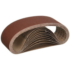 75mm x 610mm Sanding Belts