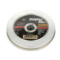 Super Flex Inox Ultra Thin Cutting Wheels A46T 100 x 1 x 16 10pk