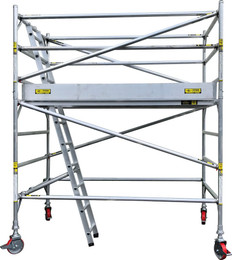 Titan Double Width Mobile Tower Scaffolding