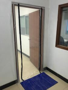 Temporary Renovators Door - Dual Zip