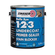 Zinsser Bullseye 123 Primer Sealer 3.78L