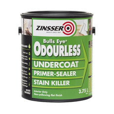 Zinsser Bulls Eye Odourless 3.75L