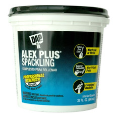 Alex Plus Spackling, 946ml Tub