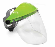 TUFF-SHEILD Browguard and Visor, Clear lens