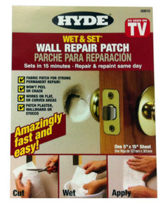 Wet & Set 30-Minute Wall & Ceiling Repair Patch