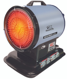 Radiant Heater, Remington Silent Drive Multi Fuel, RPH70R